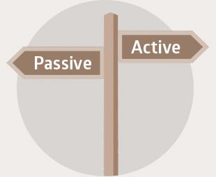 Passive vs. Active
