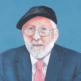 Portrait de Dr. Straus